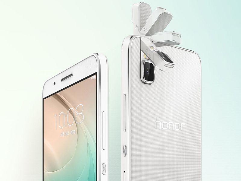Huawei Honor 7i With 13-Megapixel Rotating Camera, 5.2 ...