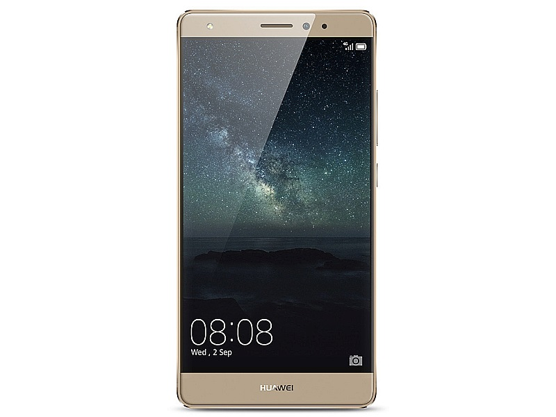 Huawei Mate S With 5.5-Inch Force Touch Display Launched at IFA 2015