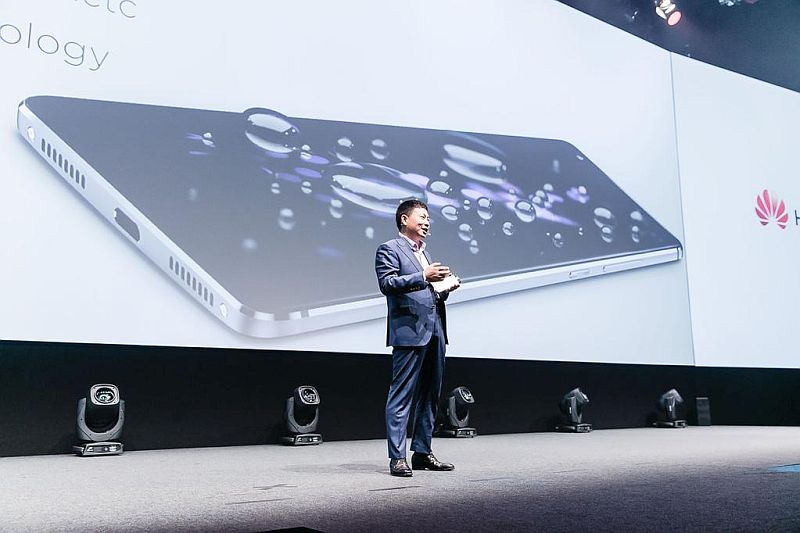 Huawei Mate S With 5 5-Inch Force Touch Display Launched at
