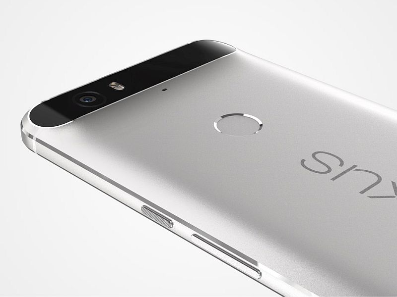 Nexus 6P Update Brings Performance Improvements and More