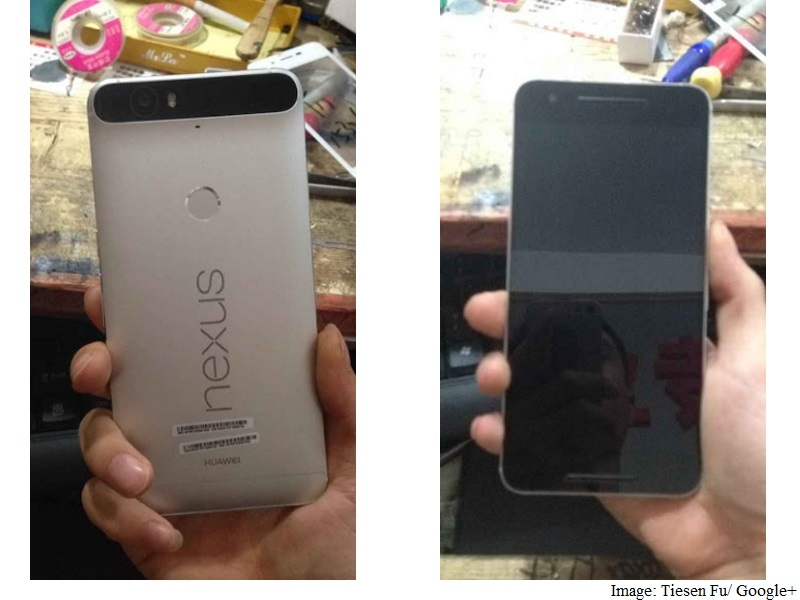 New Huawei Nexus Smartphone Leaked Images Tip Snapdragon 810, USB Type-C