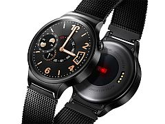 Huawei Watch Price Tipped; Gold Model Costs as Much as Apple Watch Sport
