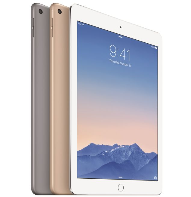 iPad Air 2 Launched as 'Thinnest Tablet'; iPad mini 3 Unveiled
