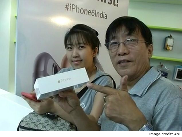 iPhone 6, iPhone 6 Plus Launched in India to an Enthusiastic Response
