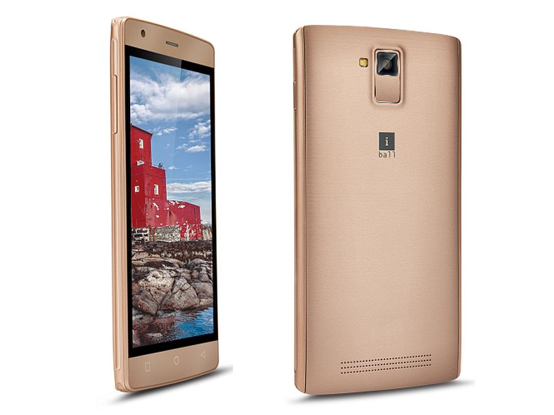 iBall Andi 5N Dude With 5-Inch Display Launched at Rs. 4,099