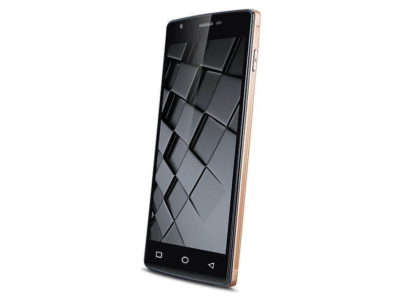 iBall Andi 5U Platino With 8-Megapixel Camera Launched at Rs. 4,599