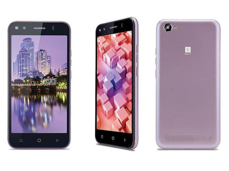 iBall Andi Blink 4G With Android 6.0 Marshmallow Goes Official