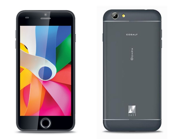 iBall Cobalt Oomph 4.7D With 5-Megapixel Front Camera Listed on Company Site