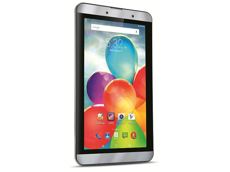 iBall Slide Gorgeo 4GL Tablet With Front Flash, 4G Support Launched at Rs. 6,999