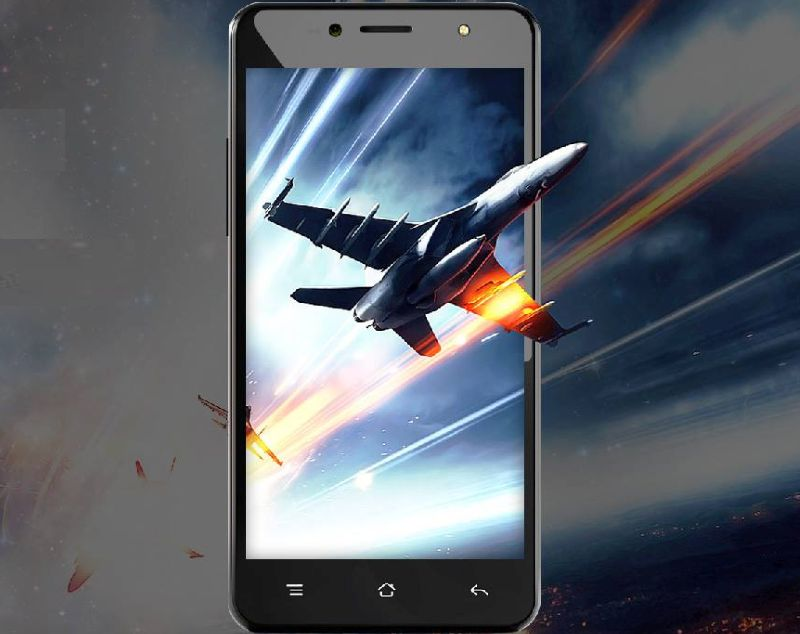 iberry Auxus Stunner Smartphone With Bundled VR Headset Launched at Rs. 14,990