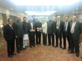 President Pranab Mukherjee unveils Rs. 1,130 Aakash 2 tablet