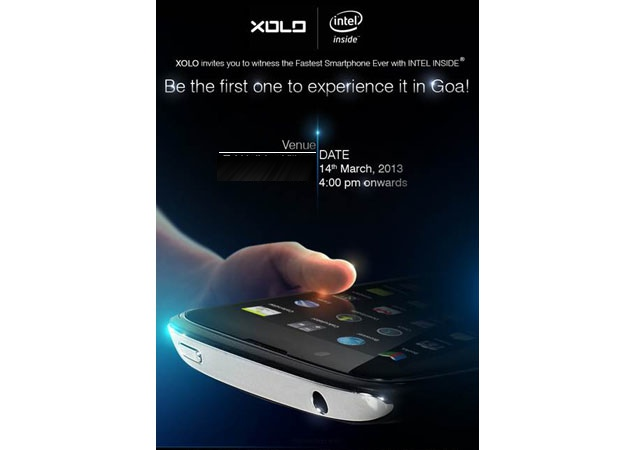Xolo teases launch of 'fastest smartphone ever'; Intel's Clover Trail+ expected to make an appearance