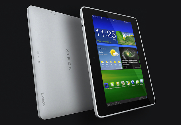 Lava to launch Android 4.0 tablet with 3G voice calling