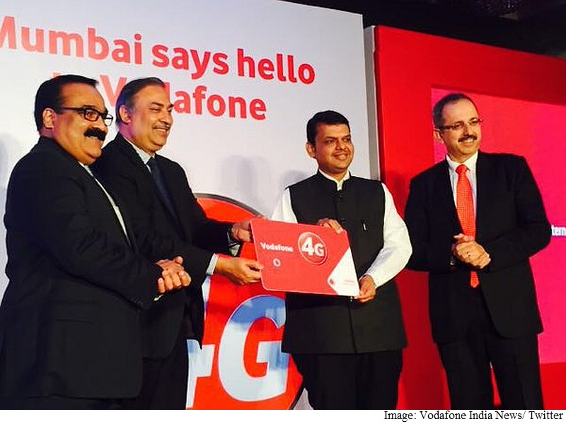 Vodafone Launches 4G Services in Mumbai