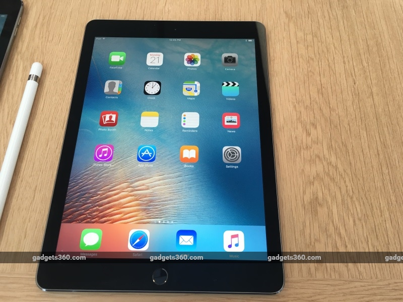 Apple Re-Releases iOS 9.3.2 to Resolve Bug That Bricked 9.7-Inch iPad Pro for Some Users