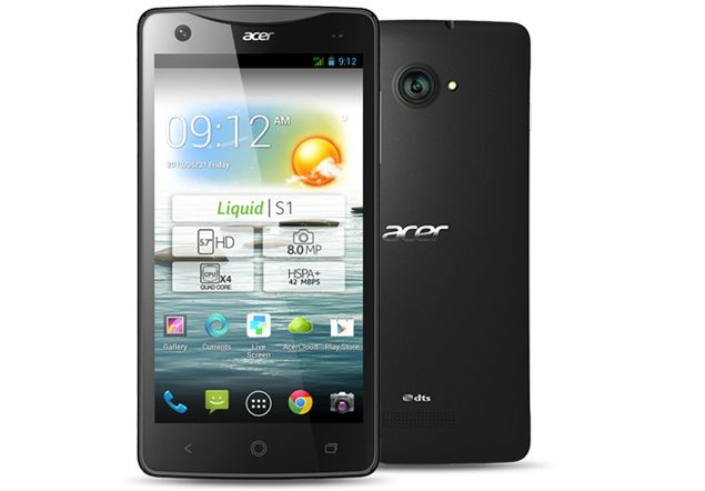 Acer announces Liquid S1 phablet with 5.7-inch 720p display at Computex