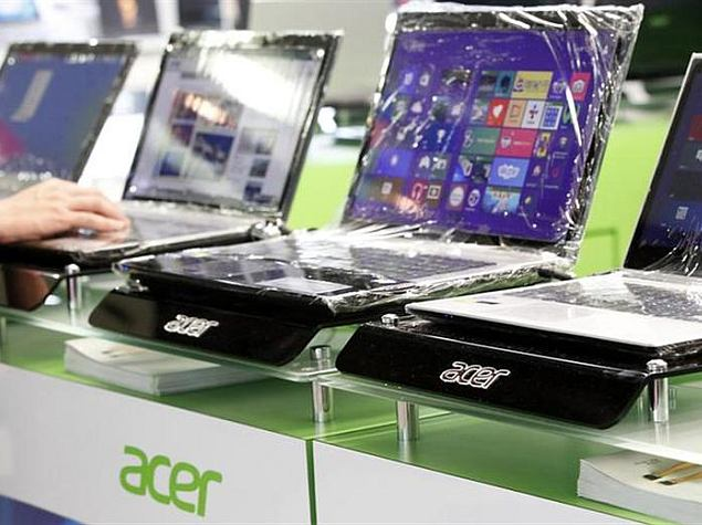 With PC sales slowing, Acer looks towards Internet for alternate revenue streams