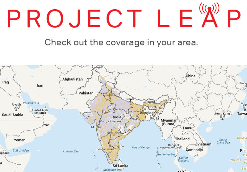 Five Things Project Leap Tells About Airtel India's Mobile Network