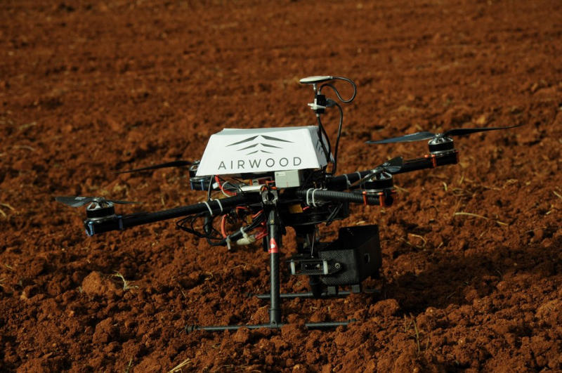 India Funding Roundup: An Agri-Tech UAV Startup, Road Trip Planning App, and More
