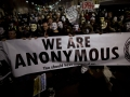 'Anonymous' called 'gutless cowards' by Australian minister after threats