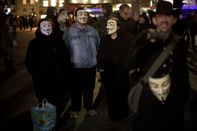Anonymous declares Internet war on Syria