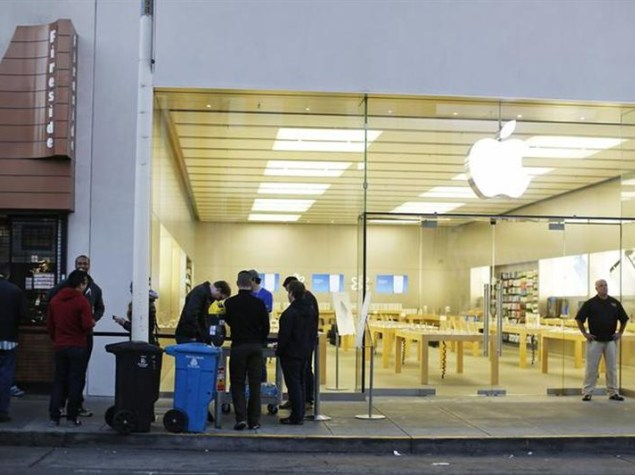 Apple's new Arizona facility to manufacture sapphire materials