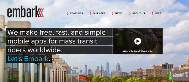 Apple acquires mapping company Embark
