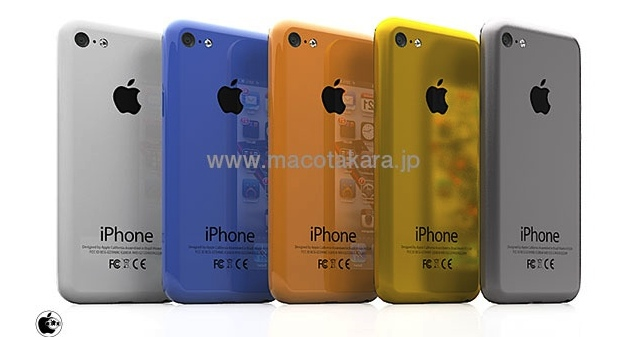 iPhone 5S and low-cost iPhone to come in multiple new colours: Report