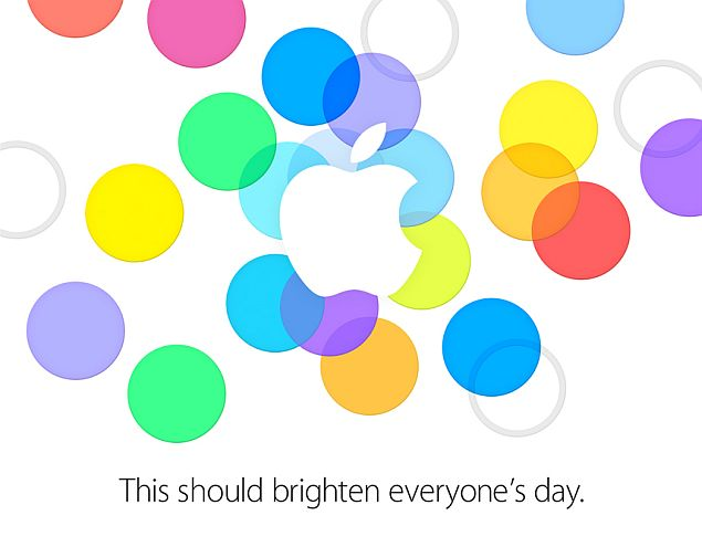 Apple sends invites for September 10 special event, new iPhones expected