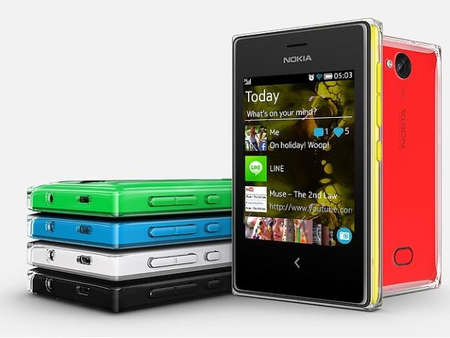 Nokia Asha 503 with 3G support now available at Rs. 6,683