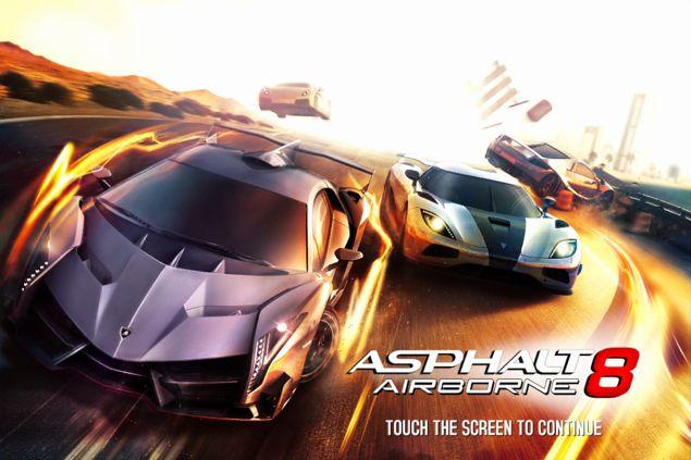 Asphalt 8: Airborne review