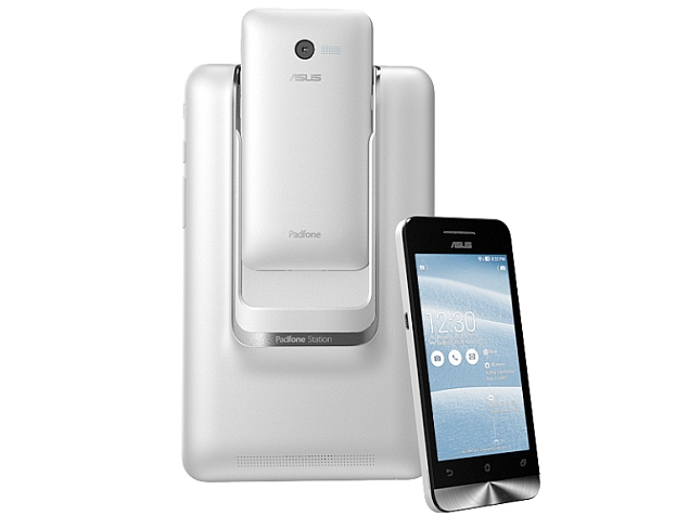 Asus PadFone mini, PadFone X smartphone-tablet hybrids launched at CES 2014