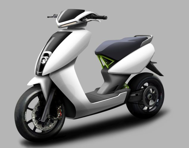 Ather Energy To Begin Test Drives For Its Smart Scooter In