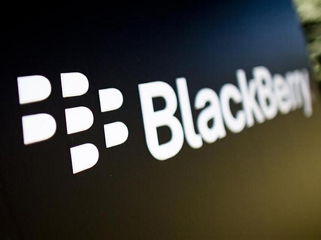 BlackBerry says no plans to exit the handset business