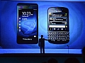BlackBerry's interim CEO says focus on software and services, not devices