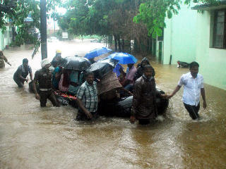 Here Are Some Startups Helping Out With Chennai Floods