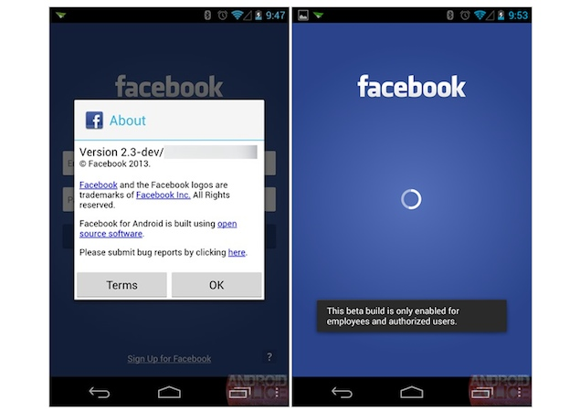 Facebook's 'home on Android' reportedly leaks ahead of launch, brings HTC Myst in tow