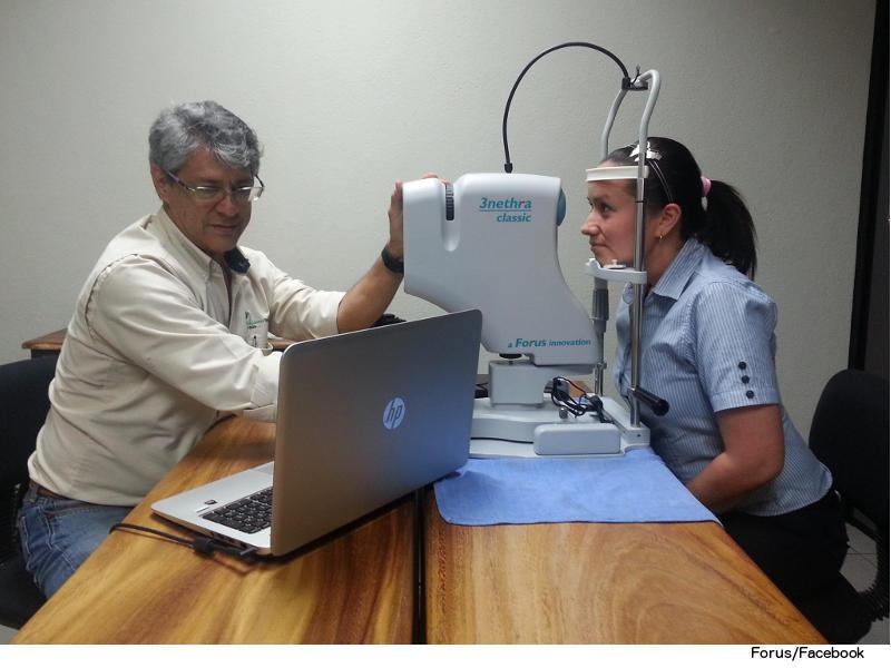 ryan huffman thesis ophthalmology