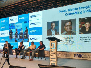 India Not a Winner-Take-All Market, Says Paytm's Vijay Shekhar Sharma at GMIC 2015