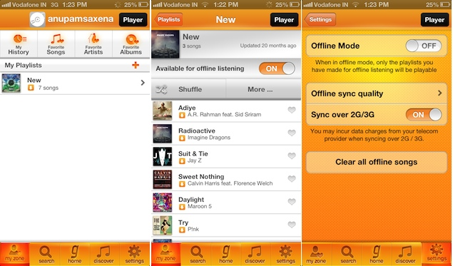 Gaana com launches Gaana+ premium music service | Technology
