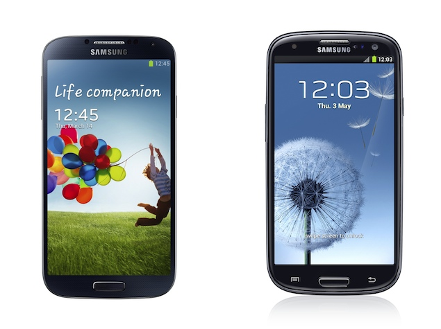 Samsung Galaxy S4 and Galaxy S III getting Android 4.3 in October
