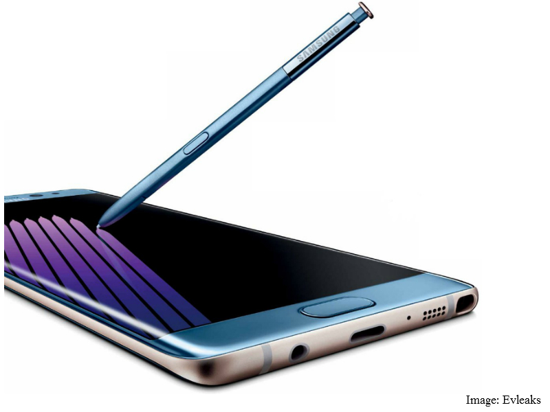 Samsung Galaxy Note7 to Offer 64GB Base Storage Variant, USB Type-C Port: Reports
