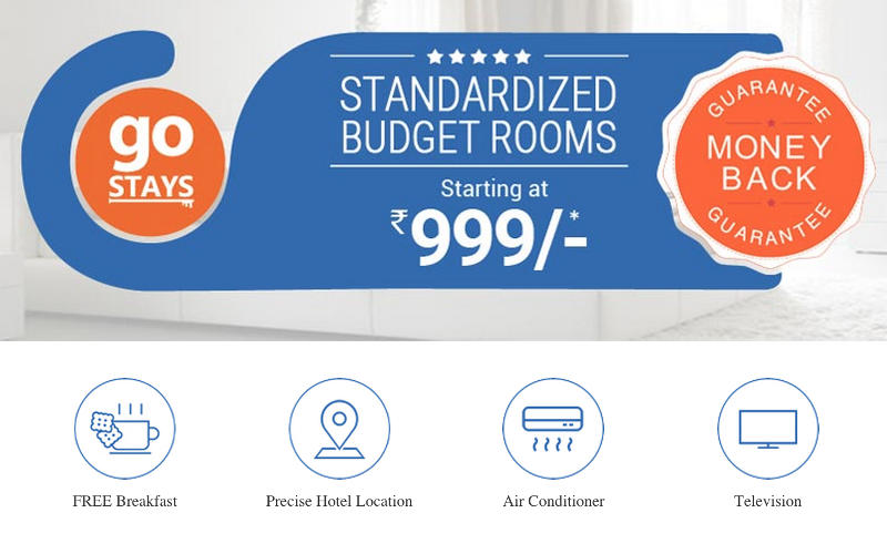Goibibo Launches GoStays, Budget Rooms Marketplace