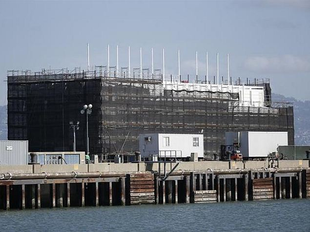 Google ordered to move its 'mystery' barge by US state
