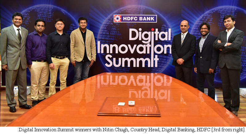 AI-Powered CRM, Mobile QA Tool Win at HDFC's Digital Innovation Summit