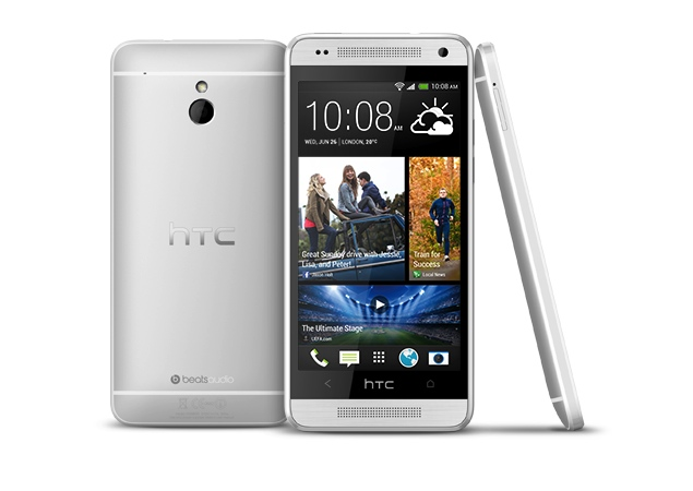 HTC One mini with 4.3-inch 720p display, dual-core processor launched