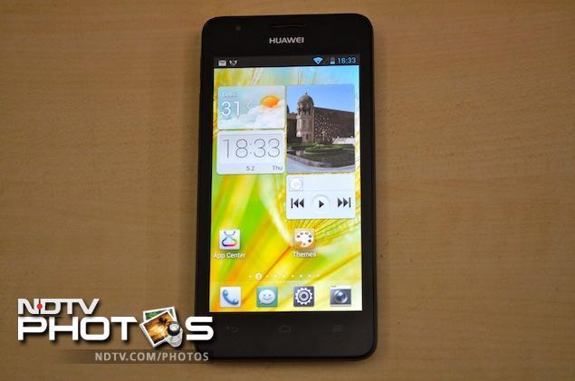 Huawei G510 review