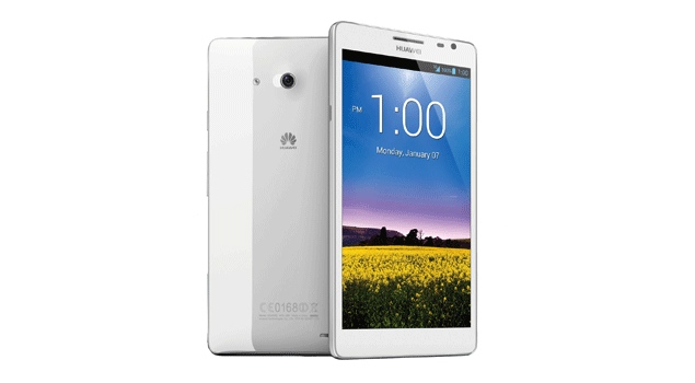 Huawei Ascend Mate 6-inch phablet launched for Rs. 24,900
