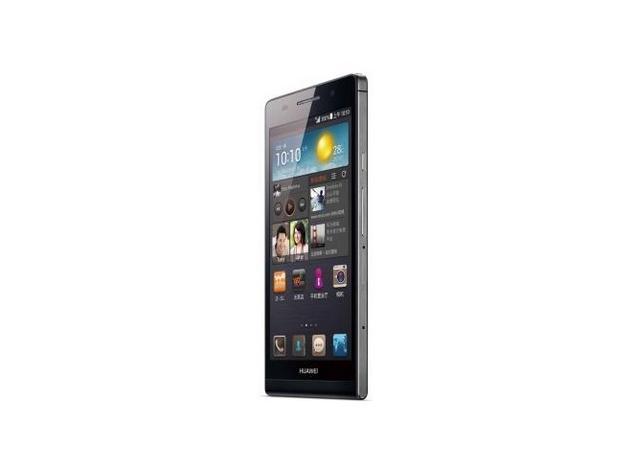 Huawei Ascend P6 S announced, a minor refresh of super-slim Ascend P6