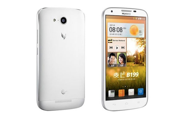 Huawei B199 dual-SIM Android 4.3 smartphone launched with 5.5-inch HD display